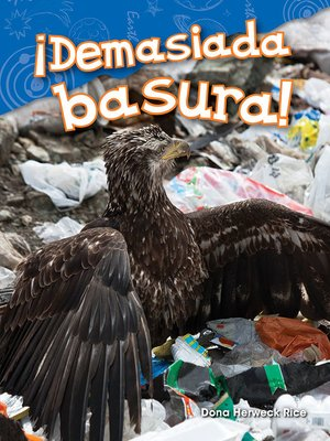 cover image of ¡Demasiada basura!