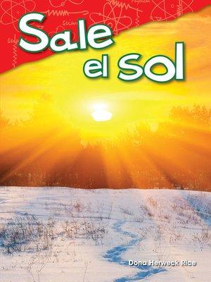 cover image of Sale el sol