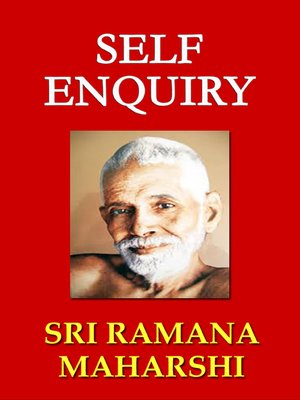 cover image of Self Enquiry