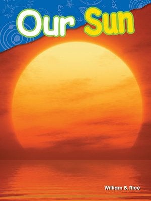 cover image of Our Sun
