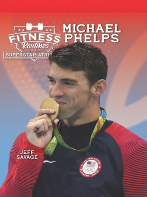 cover image of Fitness Routines of the Michael Phelps