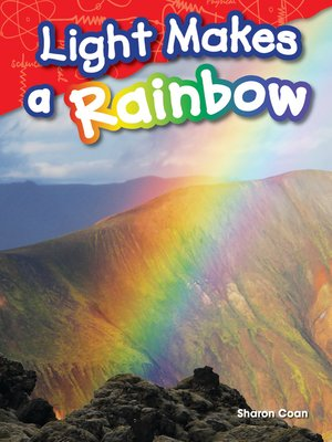 cover image of Light Makes a Rainbow