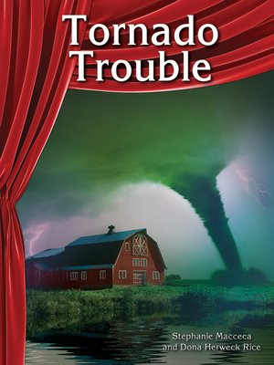 cover image of Tornado Trouble