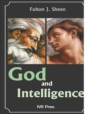cover image of God and Intelligence