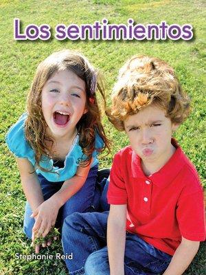cover image of Los sentimientos