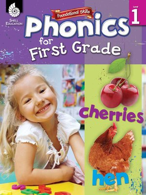 cover image of Foundational Skills: Phonics for First Grade
