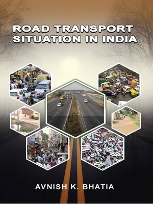 cover image of Road Transport Situation in India