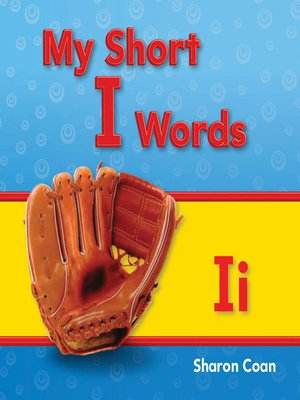 cover image of My Short I Words