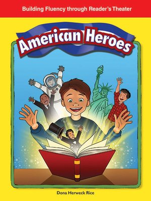cover image of American Heroes
