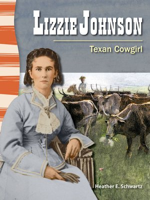 cover image of Lizzie JohnsonTexan Cowgirl