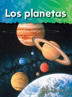 cover image of Los planetas