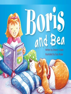 cover image of Boris and Bea