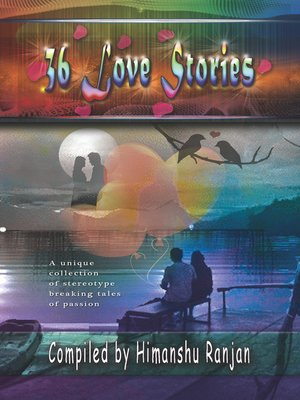 cover image of 36 Love Stories