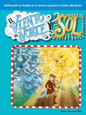 cover image of El viento del norte y el sol