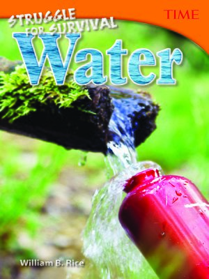 cover image of Struggle for Survival: Water
