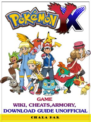 cover image of Pokemon XY Unofficial Game Guide