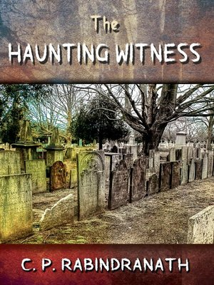 cover image of The Haunting Witness