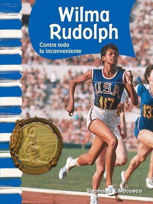 cover image of Wilma Rudolph: