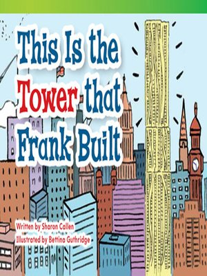 cover image of This Is the Tower that Frank Built