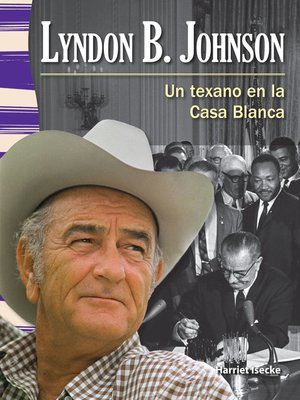cover image of Lyndon B. Johnson