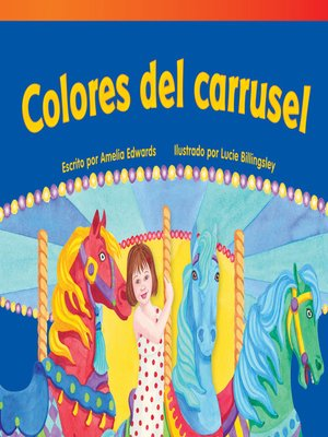 cover image of Colores del carrusel