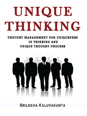 cover image of Unique Thinking