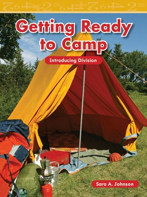 cover image of Getting Ready to Camp