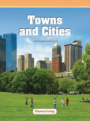 cover image of Towns and Cities