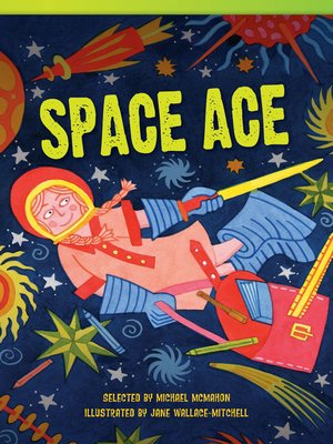 cover image of Space Ace