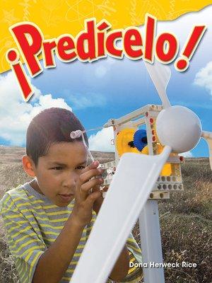 cover image of ¡Predícelo!