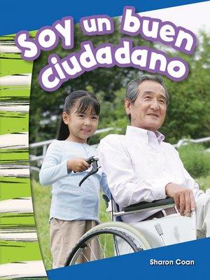 cover image of Soy un buen ciudadano
