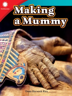 cover image of Making a Mummy