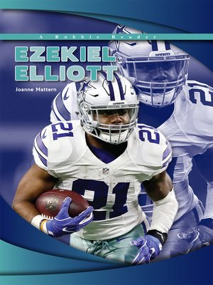 cover image of Ezekiel Elliott