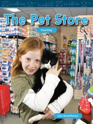 cover image of The Pet Store