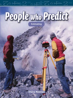 cover image of People who Predict