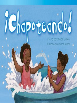 cover image of ¡Chapoteando!