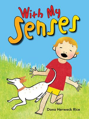 cover image of With My Senses