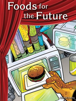 cover image of Foods for the Future