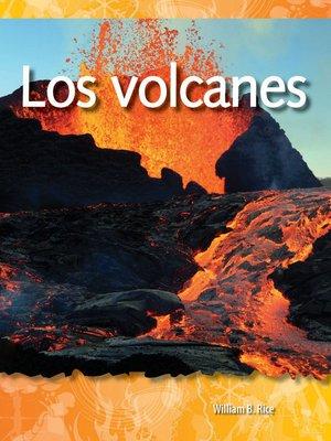 cover image of Los volcanes