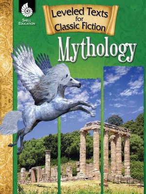 cover image of Leveled Texts for Classic Fiction: Mythology