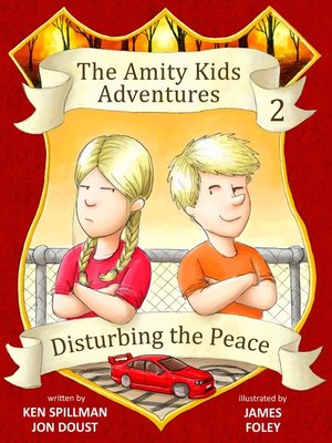 cover image of Disturbing the Peace