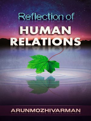 cover image of Reflection of Human Relations