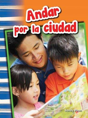 cover image of Andar por la ciudad
