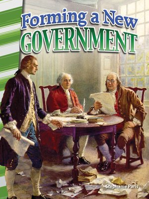 cover image of Forming a New Government