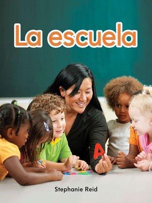 cover image of La escuela
