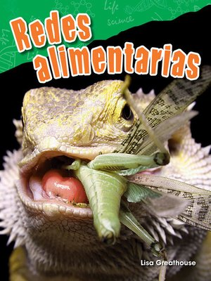 cover image of Redes alimentarias