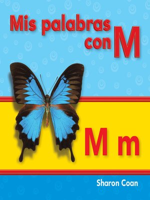 cover image of Mis palabras con M