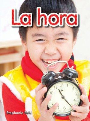 cover image of La hora