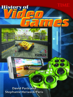cover image of History of Video Games