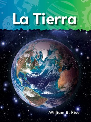cover image of La Tierra